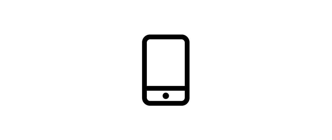 """Mobile Phone"" icon"