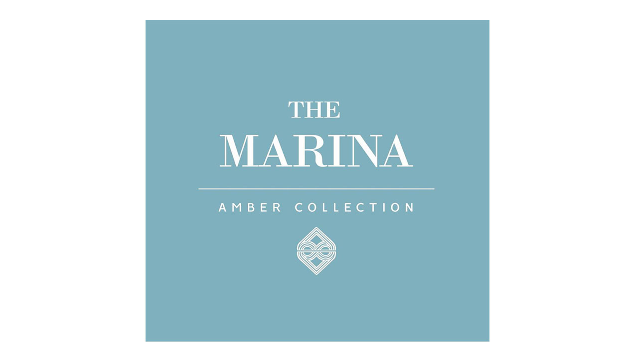 The Marina by Amber Collection logo