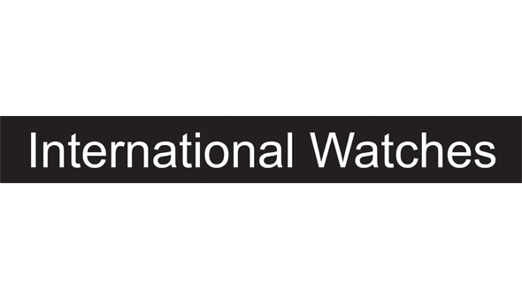 international watches logo; image used for HSBC Sri Lanka Shopping Merchant Partners Landing Page