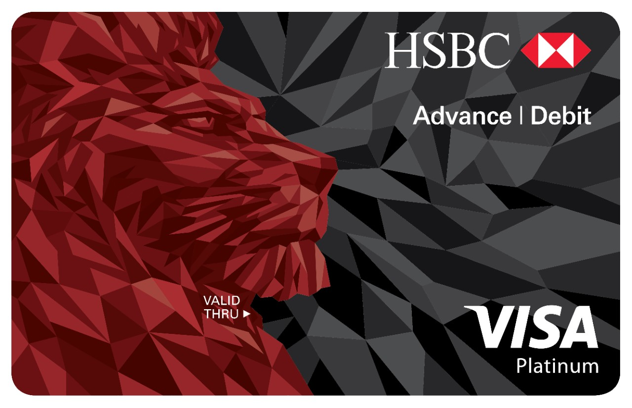Debit Cards - HSBC LK