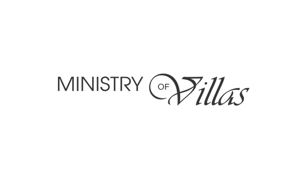 Ministry of Villas logo